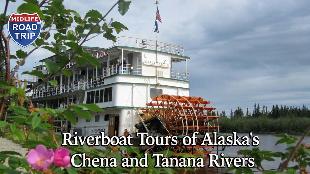 Riverboat Tour of Alaska's Chena and Tanana Rivers