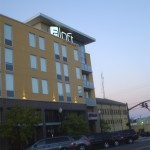 Aloft Hotel in Birmingham, Alabama is Swanky and Soho Chic
