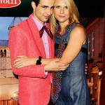 Emmy Award winning Actress Claire Danes & Designer Zac Posen