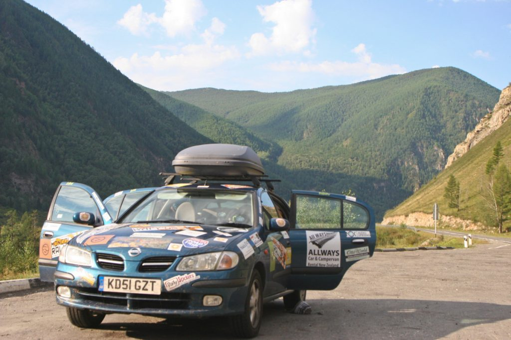 Mongol Rally - Best