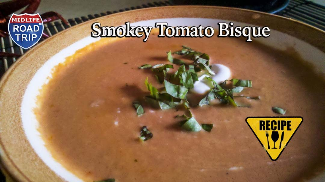 Recipe: Smokey Tomato Bisque