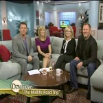 Midlife Road Trip on Daytime TV