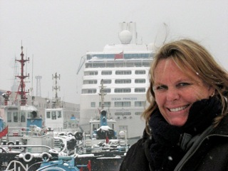 This week's Spotlight is on Carrie a.k.a. @CruiseBuzz