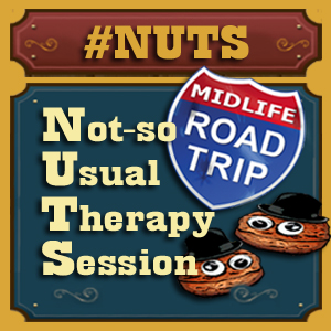 #NUTS Not-so Usual Therapy Session