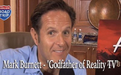 """Interview with the """"Godfather of Reality TV""""  Mark Burnett"""