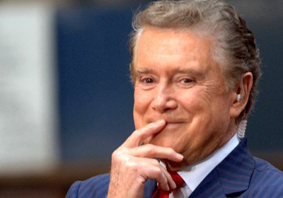 Regis Philbin, my mentor. How do you measure a career? #RegisFarwell