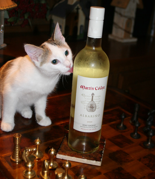 This Wine is the Cat's Meow