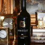 Breaking Out the Good Stuff~ Aurielle Cabernet Sauvignon