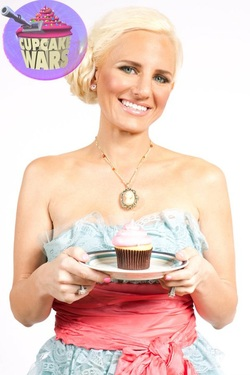 Meet Annette Starbuck, Goodie Girl and Winner of Food Network's 'Cupcake Wars' #Recipes