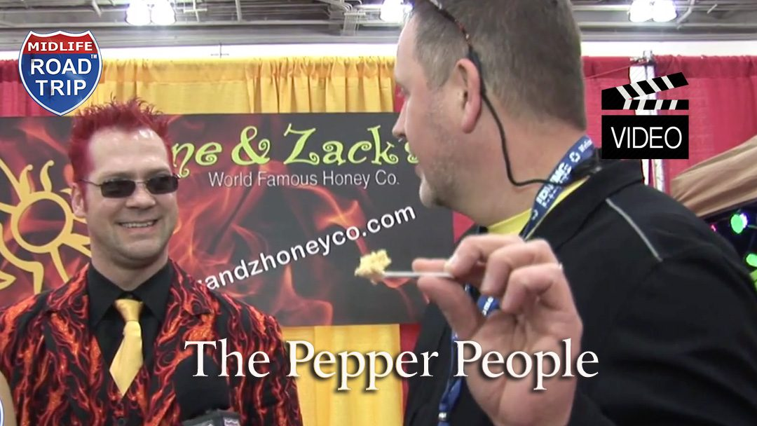 Meet the Pepper People, the condiment creators who know how to spice up any dish!
