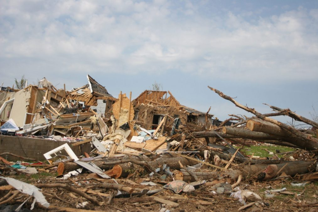 Tuscaloosa, Alabama devastated by Tornado 5 Years Ago