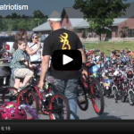 Patriotic Watertown, NY  (VIDEO) #BestOfTheRoad