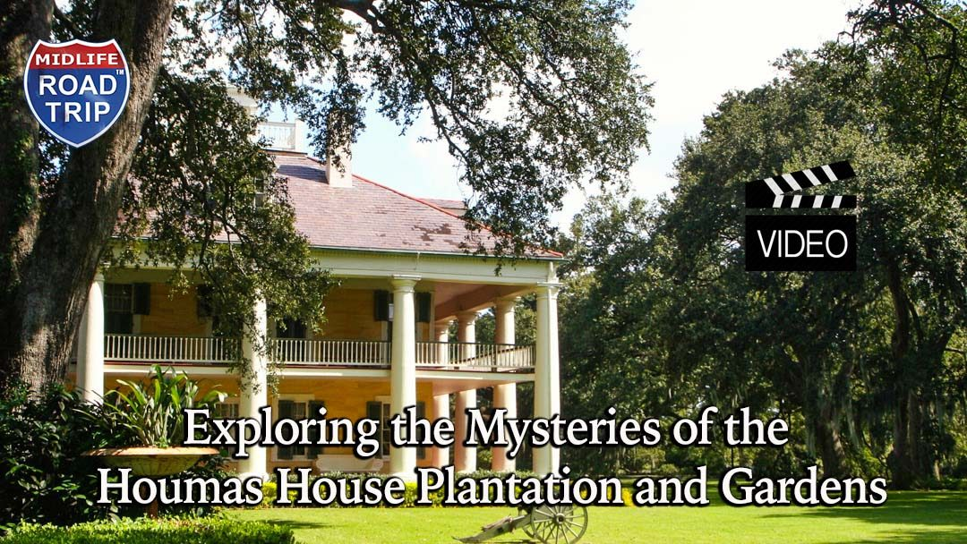 Exploring the Mysteries of the Houmas House Plantation and Gardens