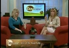 The MidLife Road Trip talks about #BestOfTheRoad on the Daytime Show