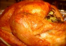 Leftover Turkey: Turkey a la King #Recipe