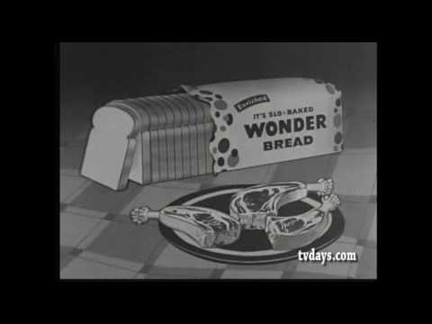 Wonder Bread, Twinkies and Childhood Memories