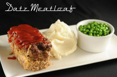 Meatloaf that will make you swoon and Datz the truth #SundaySupper #recipe