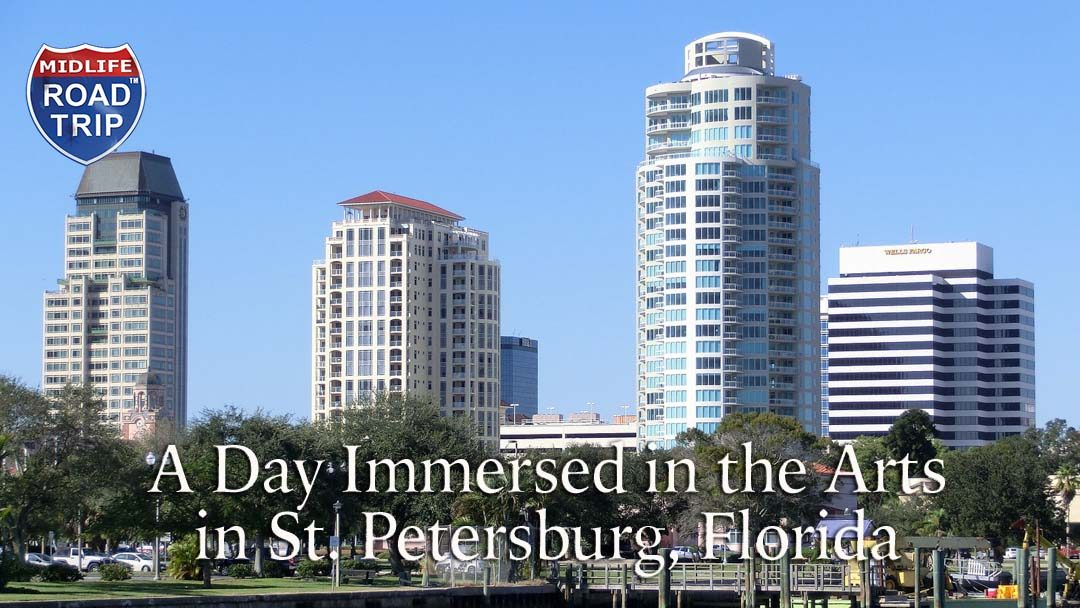 A Day Immersed in the Arts in St. Petersburg, Florida