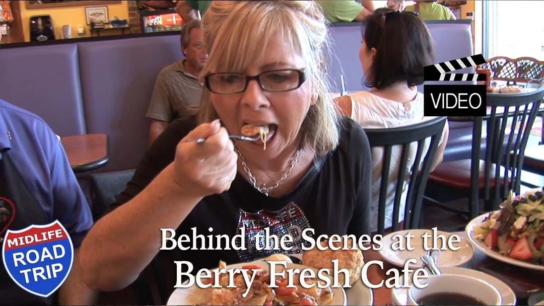 Behind the Scenes ~ Berry Fresh Cafe