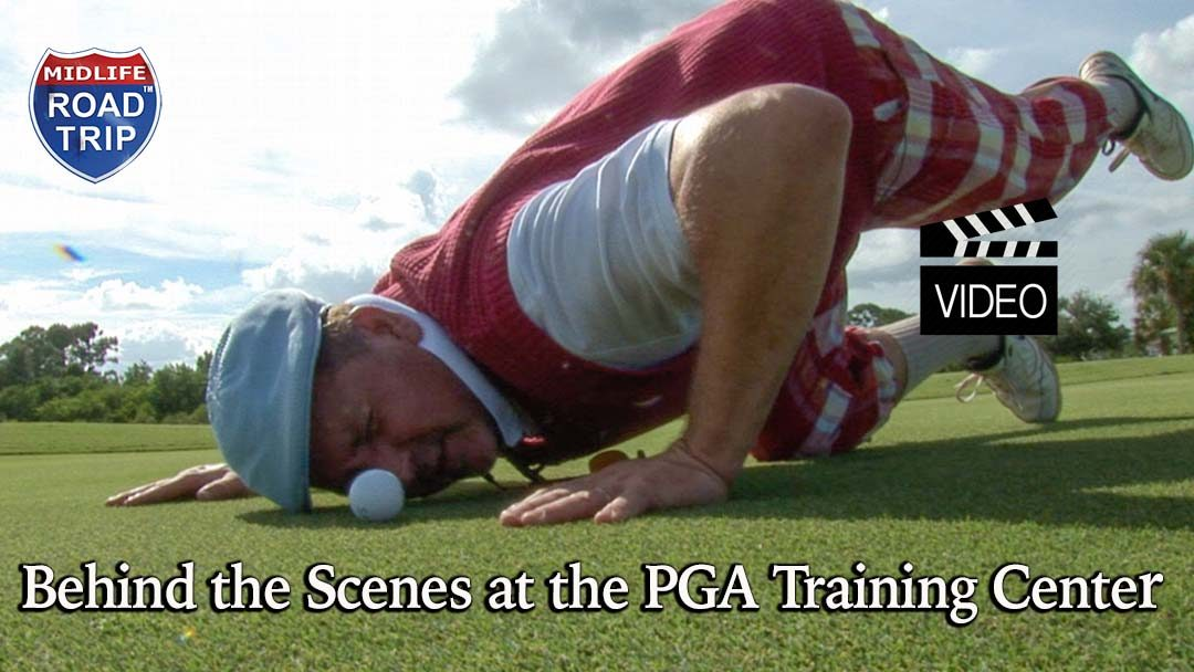 Behind the Scenes at the PGA Village #golf