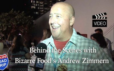 Behind the Scenes with Andrew Zimmern