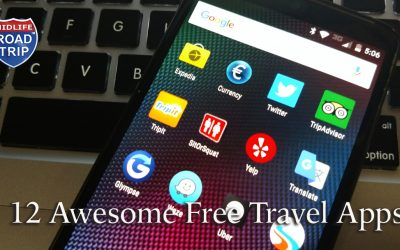 12 Awesome Free Travel Apps