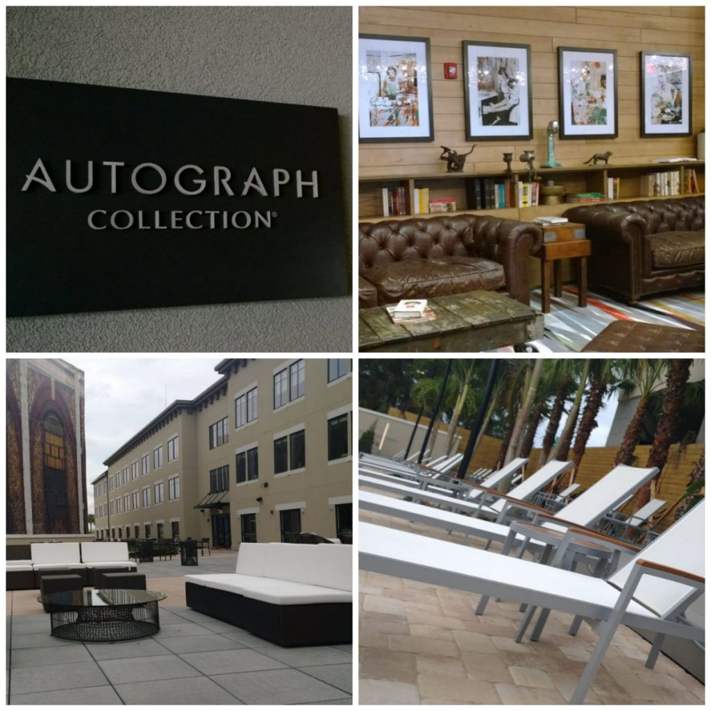autograph collection collage