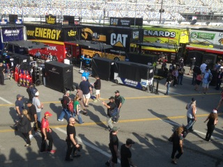 daytona 500 fan zone