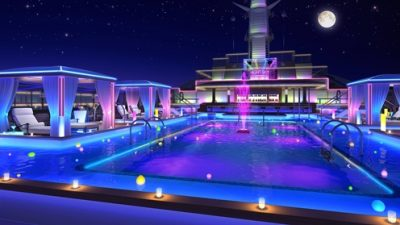 Regal Princess to debut Night Sky Lounge this fall