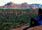 You're never too young to check things off your bucket list! Sedona, Arizona CHECK!