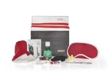 Limited-edition amenity kits pay tribute to American's heritage airlines