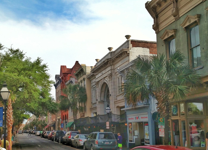 Capturing Charleston's Charm with a Smartphone