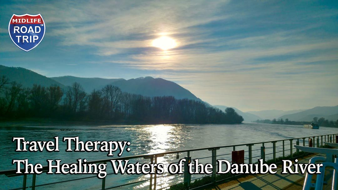 Travel Therapy: The Healing Waters of the Danube River #MyVikingStory