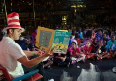 Carnival Teams Up with Dr. Seuss Enterprises and Tampa Bay Rays