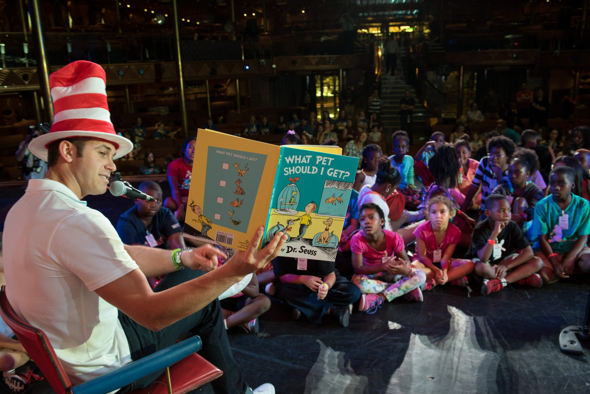 Carnival Teams Up With Dr Seuss Enterprises And Tampa Bay