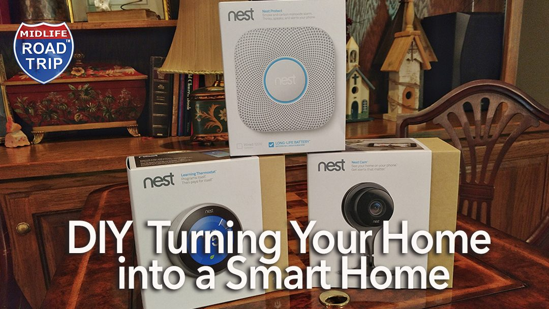 Traveler's guide to Turning Your Home into a Smart Home