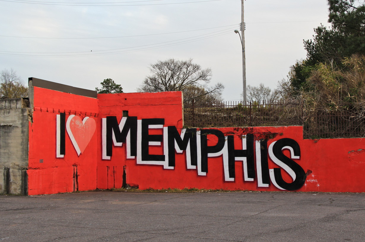 Photo Album of Memphis, Tennessee