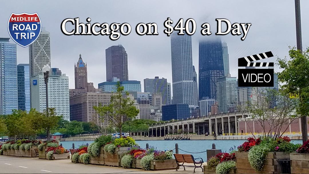 Experiencing Chicago on $40 a Day