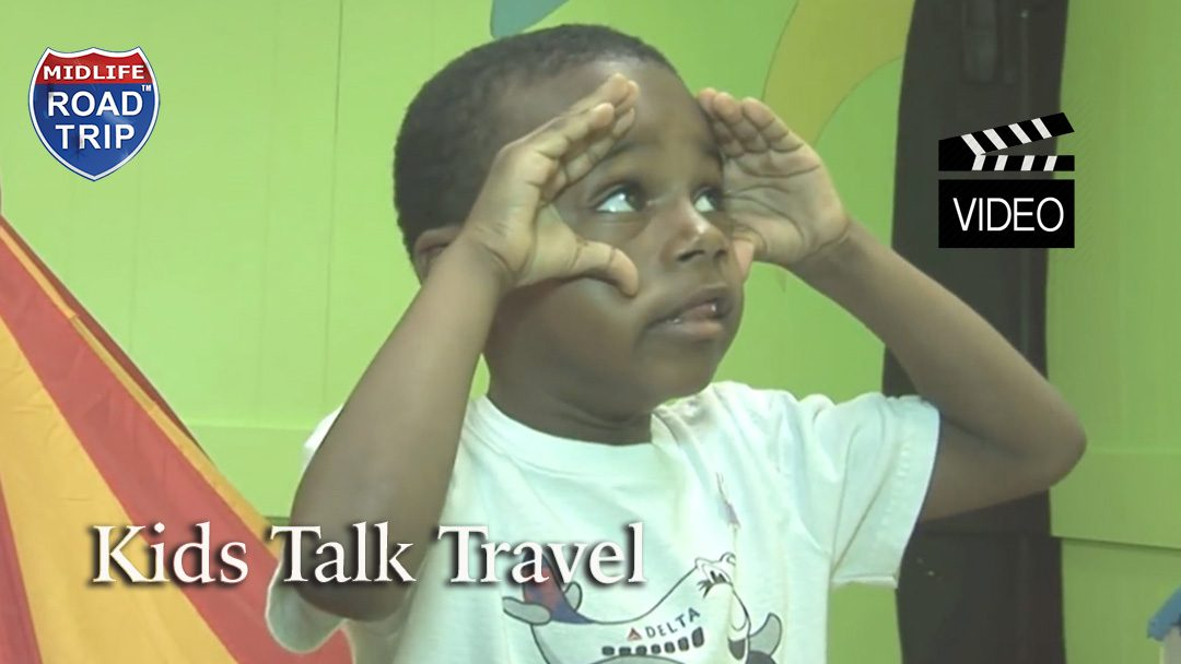 Hilarious video of kids talking about travel and vacations