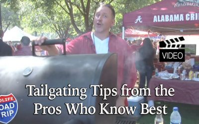 VIDEO: Tailgating Tips from the Pros Who Know Best