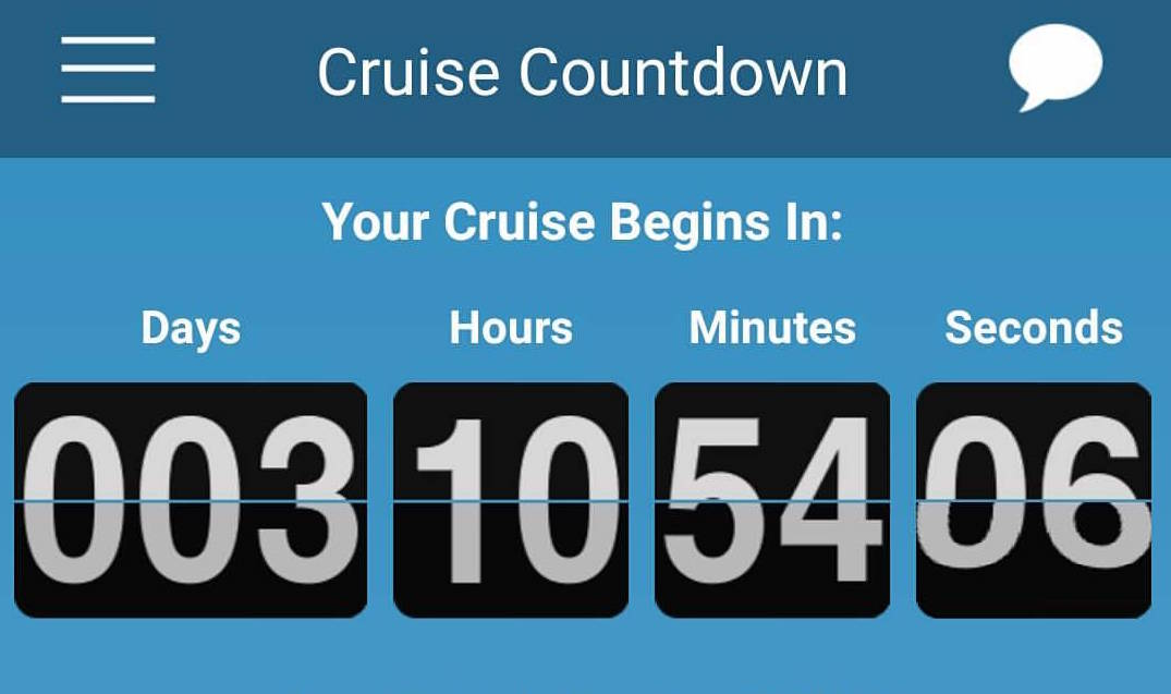 cruisecountdown