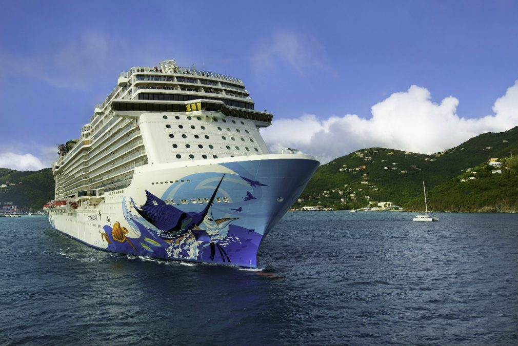 Win a 7-day cruise on the Norwegian Escape #CruiseSmile
