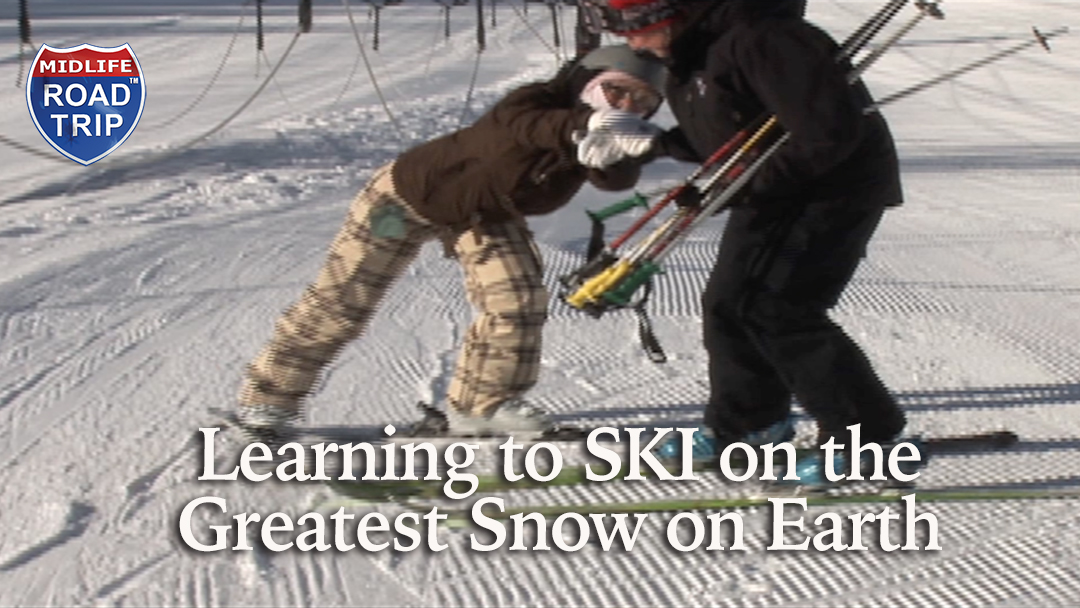 Ski Lessons on the Greatest Snow on Earth
