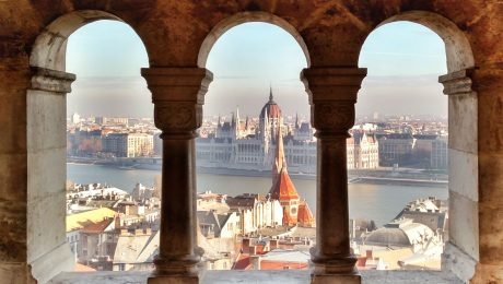 Photo Album of Budapest, Hungary