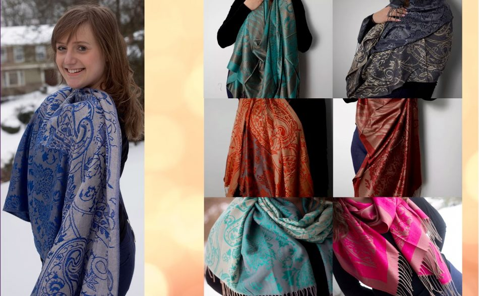 Pashmina, a Travel Essential #Style