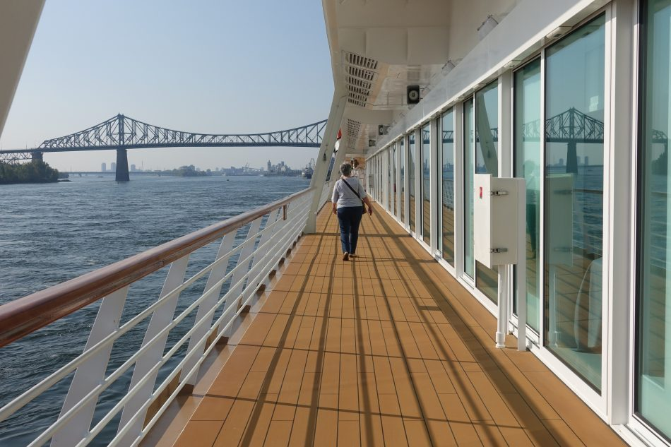 Relaxing, Renewing and Recharging on the Viking Sky