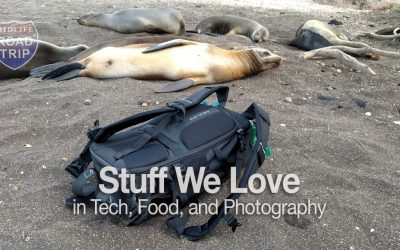 Stuff We Love in Tech, Food, and Photography!