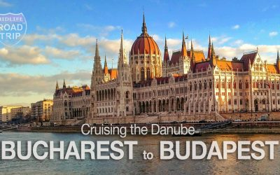 Cruising the Danube from Bucharest to Budapest