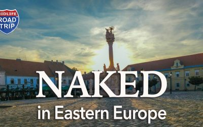 Naked in Eastern Europe