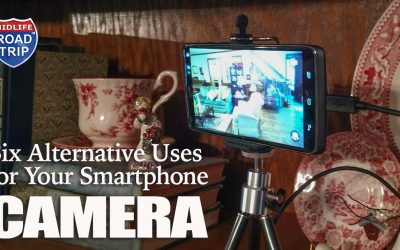 Six Alternative Uses for Your Smartphone Camera